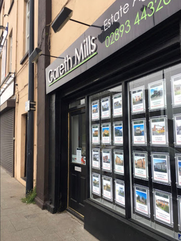 About Gareth Mills Estate Agents :: Estate Agents In